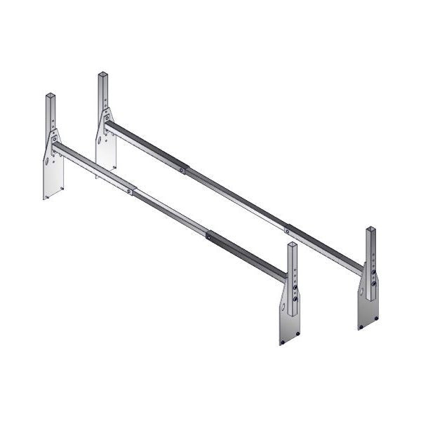 WestCan Adjustable Trailer/Cube Van Rack - Pair