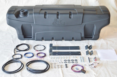 TITAN Travel Trekker 50 Gallon Auxiliary Fuel System