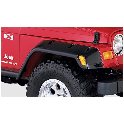 Bushwacker Pocket Style Fender Flares for Jeeps | Auto Truck Depot