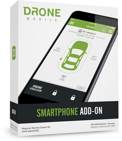DroneMobile Add-On Module