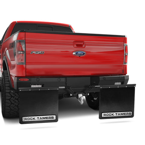 Rock Tamers Mudflap System | Auto Truck Depot