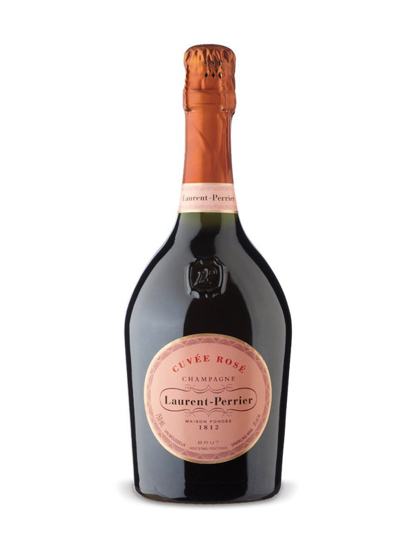 Champagne - Laurent-Perrier Cuvee Brut Rose Champagne