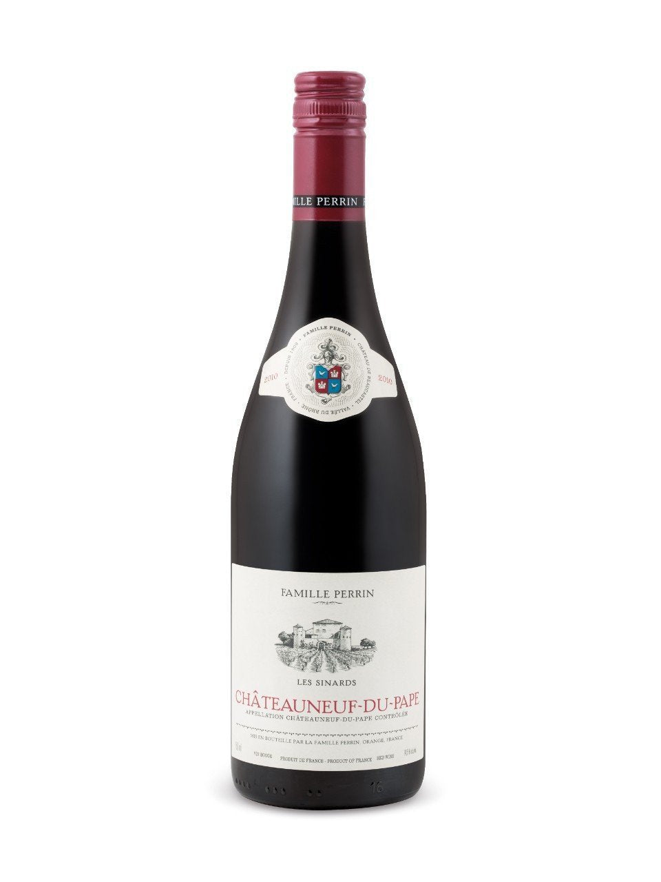 Reds - Perrin Les Sinards Chateauneuf-du-Pape