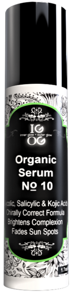 No.10  - IGOG Organic Illuminating Serum (All Skin Types except Sensitive)