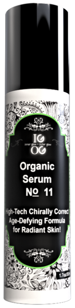 No.11 - IGOG Organic Radiance Serum (All Skin Types)