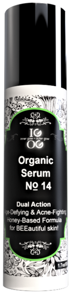 No.14 - IGOG's Dual Action Organic Serum (All Skin Types)