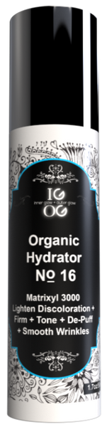No.16 - Organic Treatment Hydrator (All Skin Types)