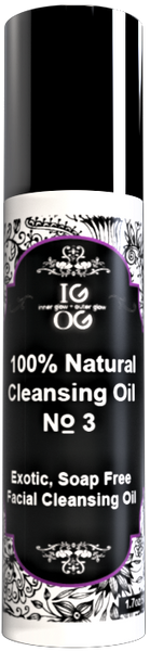 No.3 - IGOG Natural Facial Cleansing Oil (Combination-Winter, Dry)