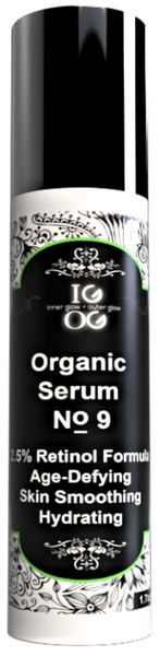 No.9 - IGOG Organic Retinol Serum (All Skin Types)
