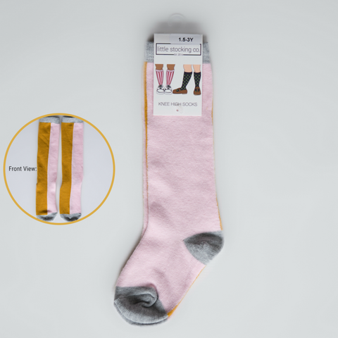 Little Stocking Co. - Golden Girl Knee Highs