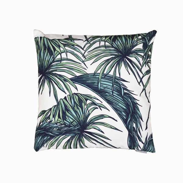 Ever Ellis - Polyester Leaf Outdoor Pillow
