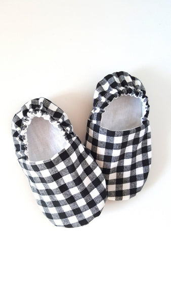 Weepereas - Plaid Baby Moccs