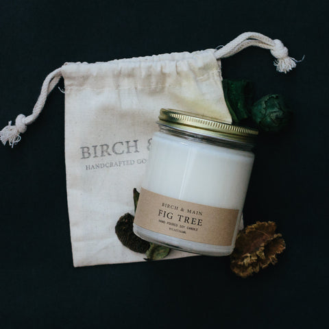 Birch & Main - Fig Tree - Soy Candle