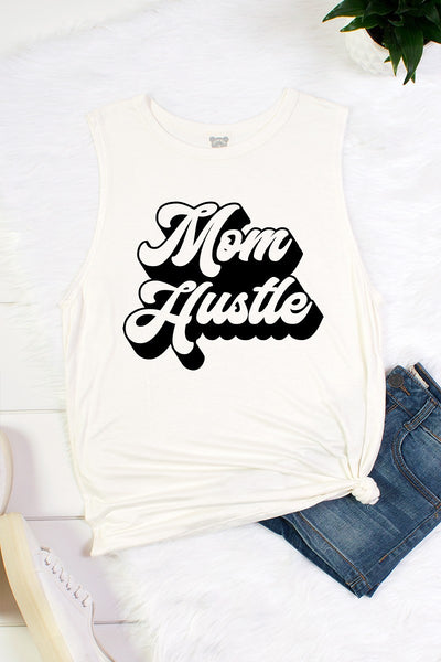 Mothers Day - Mom Hustle Tee