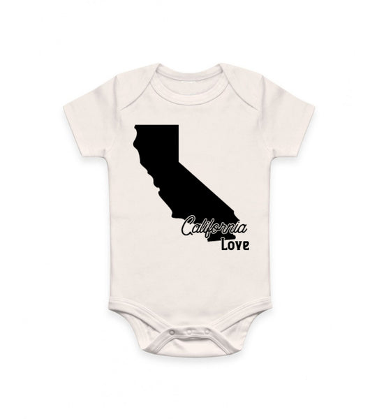 California Love - Organic Cotton Bodysuit