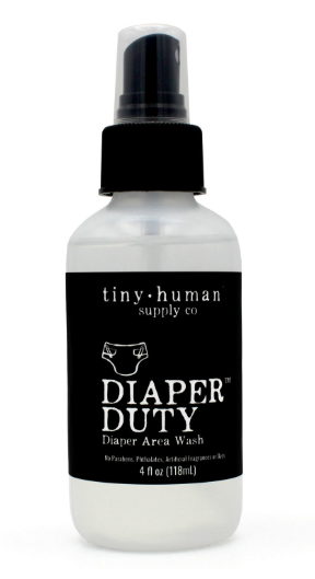 Tiny Human Supply - Diaper Duty - Diaper Area Wash