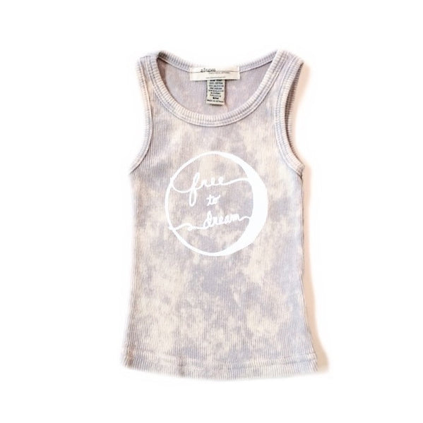 Free To Dream Moonscape Tanktop