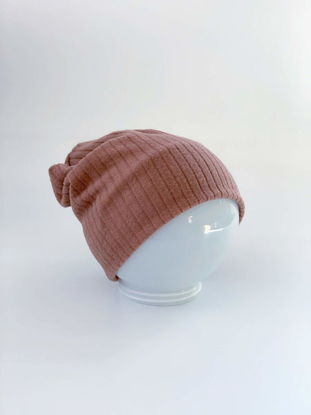 Bohemian Babies - Dusty Rose Hat Infant