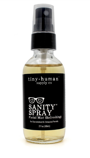 Tiny Human Supply - Sanity Spray - Facial Mist 2 oz.