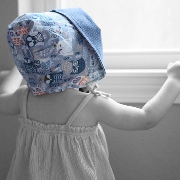 Urban Baby Bonnets - Modbonnet in Oliver