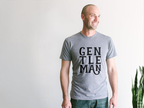 The Oyster's Pearl - Gentleman Adult Tee