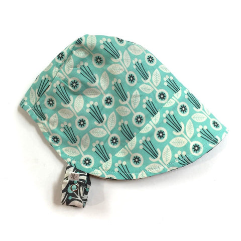 Urban Baby Bonnets - Ecobonnet in Organic Lilly Anna