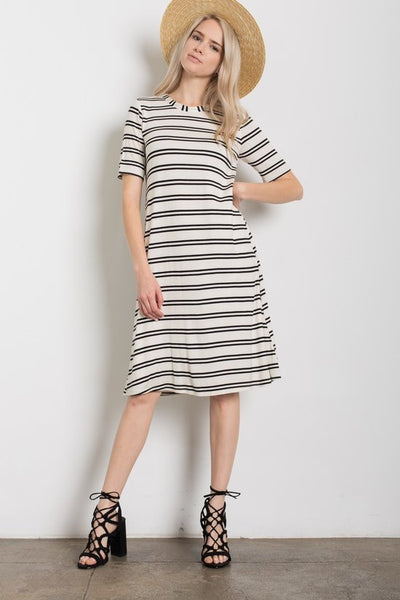 Classic Stripe - Women's Dress