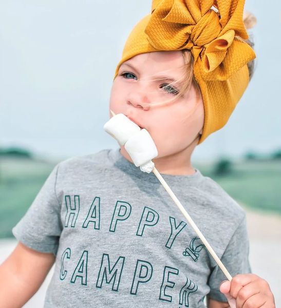 Toddler - Happy Camper Tee