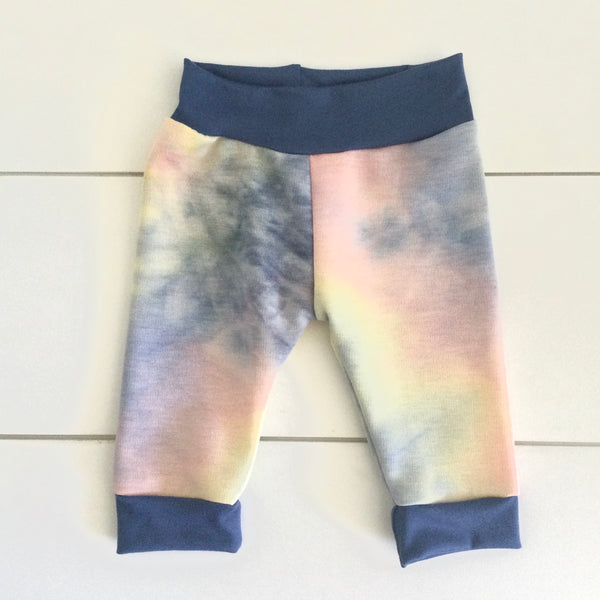 Infant - Tie Dye Jogger Pants