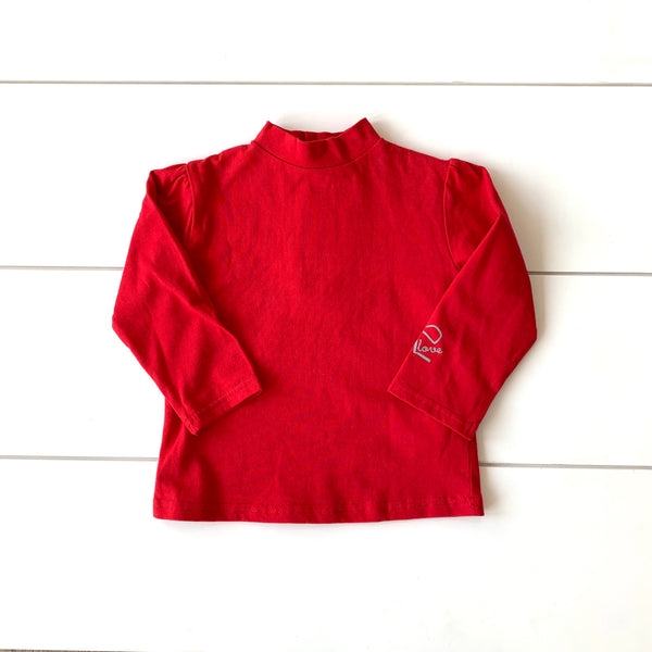 Infant Mock Turtleneck