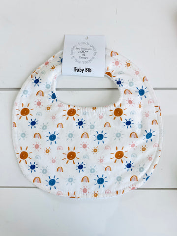 Tiny Treasures Designs - Baby Bib