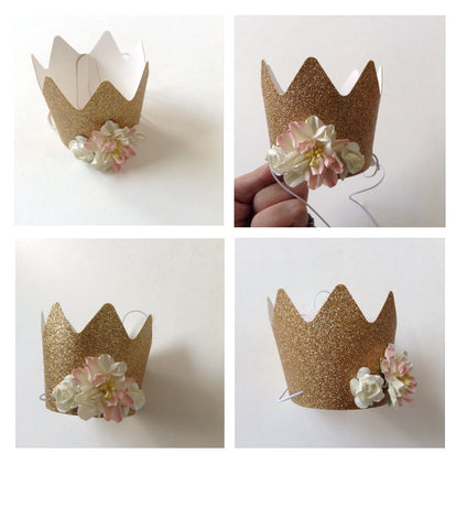 Crown Party Hat