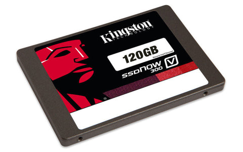 Kingston 120GB SSDNow V300 2.5inch SSD - akcom.net