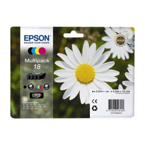 Epson T1806 Multipack Ink Cartridge - akcom.net  - 1
