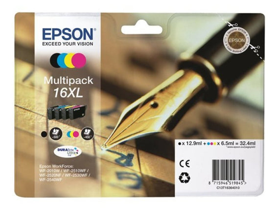 Epson 16XL Multipack Ink Cartridge - akcom.net