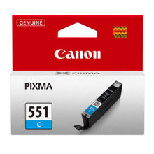 Canon CLI 551C Cyan Ink Cartridge - akcom.net
