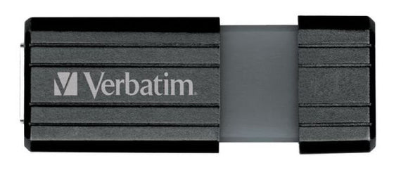 Verbatim PinStripe 8GB Flash USB Drive - akcom.net
