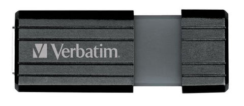 Verbatim PinStripe 4GB USB Flash Drive - akcom.net