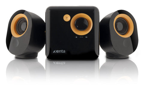 Xenta 303 2.1 channel Subwoofer speaker System - akcom.net  - 1