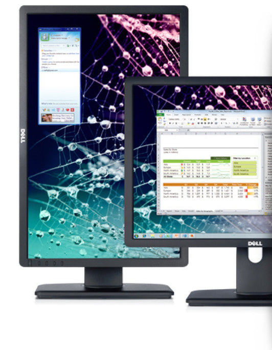 Dell P2213 22'' VGA DVI LED monitor - akcom.net