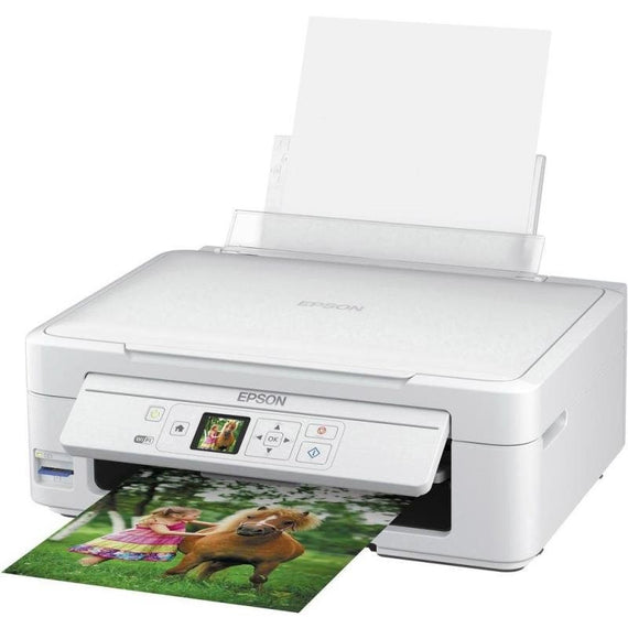 Epson Expression Home XP-325 Multifunction Wireless InkJet Printer - White - akcom.net