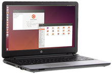 HP 355 Quad Core Laptop with Ubuntu - akcom.net