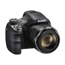 Sony DSC-H400 Bridge Camera 20.1MP 63xZoom - Black - akcom.net