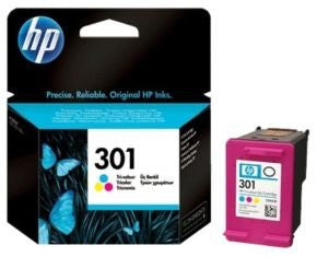 HP 301 Colour Ink Cartridge - akcom.net  - 1