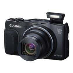 Canon PowerShot SX710 HS Camera Black 20.3MP 30xZoom - akcom.net  - 1