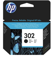 HP 302 Black Ink Cartridge - akcom.net