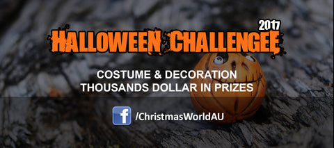halloween competition 2017