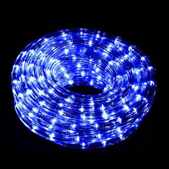 9M Connectable LED Rope Light - Blue - Christmas World