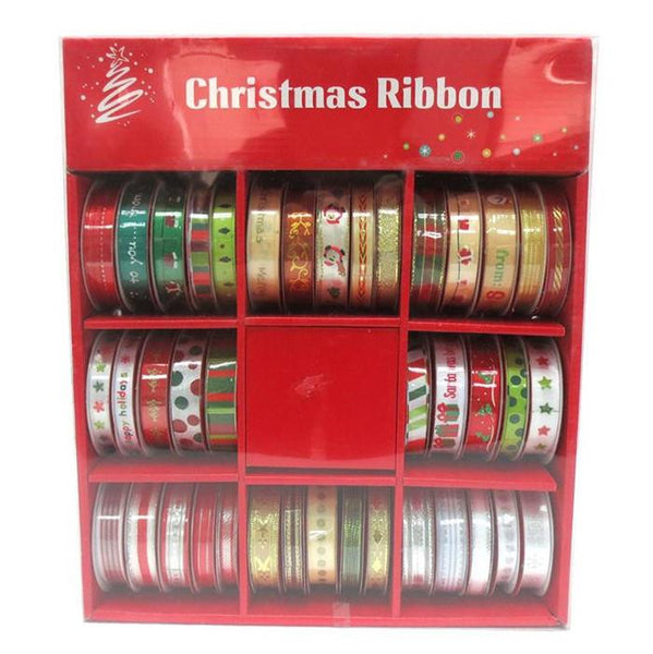 Christmas Ribbon - 3m - Christmas World