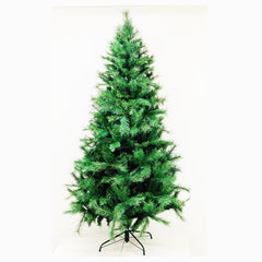 ON SALE: BOTTLE BRUSH GREEN TREE 7FT/2.1M WITH 722 TIPS